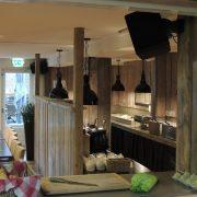 Inrichting restaurant 4
