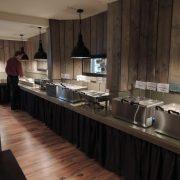 Inrichting restaurant 5