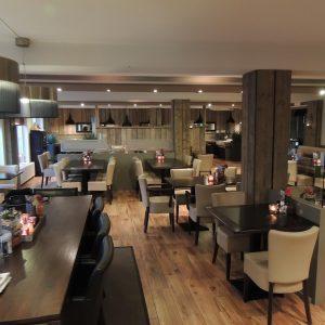 Inrichting restaurant 6